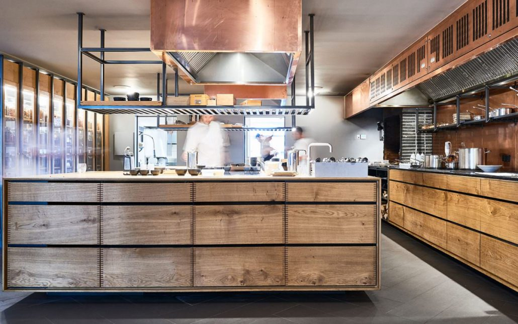 Restaurant Kitchen Project For Kadeau Copenhagen By