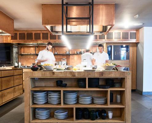 Restaurant Kitchen Project For Kadeau Copenhagen By Nordic Hands